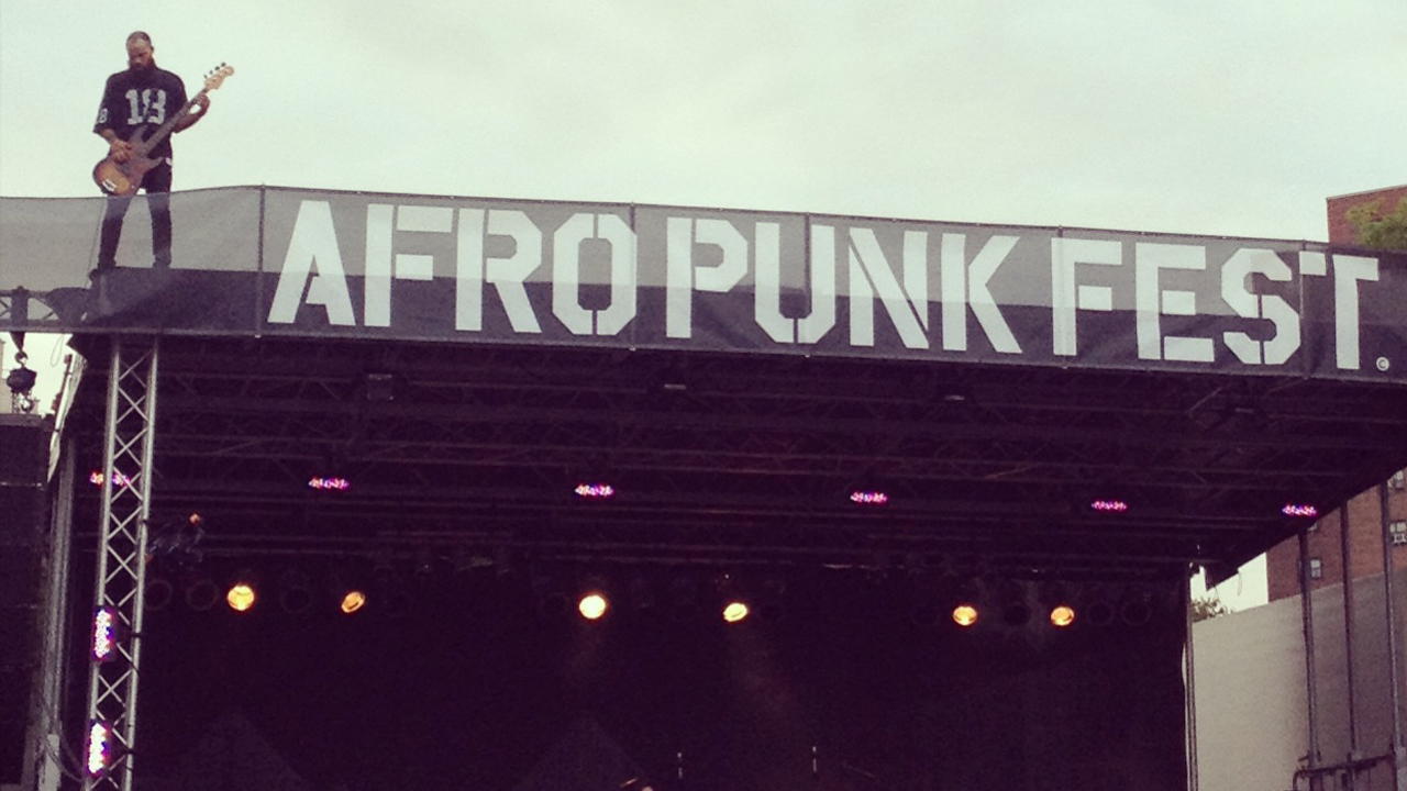 What Is AfroPunk?