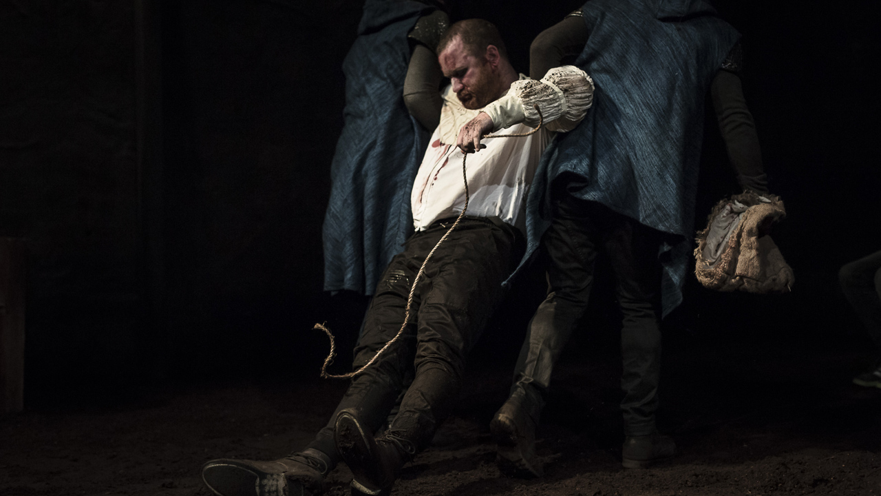 An Interview with DruidShakespeare's Rory Nolan
