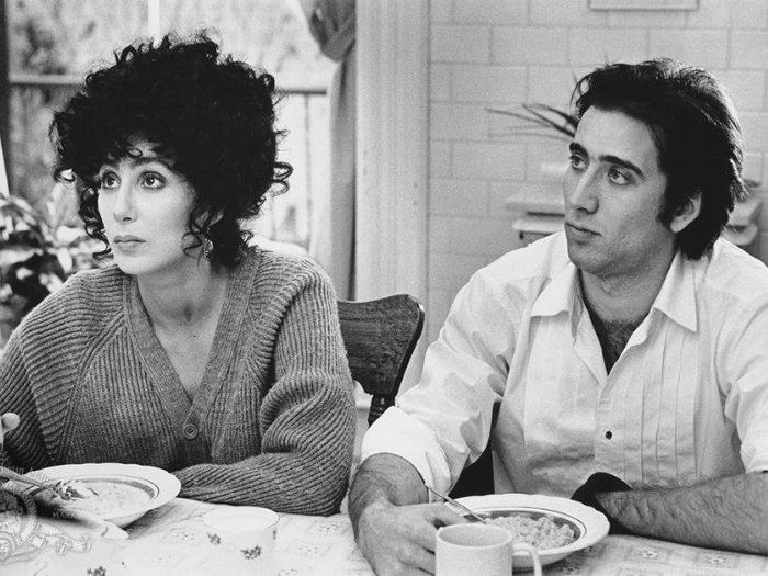 character analysis of loretta in moonstruck a movie by norman jewison Comedy is used to endear the characters to the audience throughout the and this is the aspiration of norman jewison's 1987 film moonstruck featuring cher as the lead loretta, moonstruck begins with her accepting her boyfriend johnny's proposal before he leaves to care for his sick.